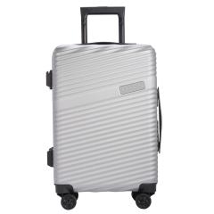 法國樂上(LEXON)萬向輪拉桿箱20英寸耐磨抗摔旅行箱靜音鋁框輕盈時尚行李箱