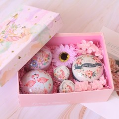網紅獨角獸 創意花茶禮盒套裝 伴手禮 送給女客戶的禮品