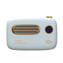 声之境·音之形迷你充电宝 便携可爱10000毫安快充数显移动电源 100元的礼品买啥 颁奖奖品 实用