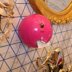 创意歪星人粘贴式纸巾盒--枚红色 新奇创意礼品