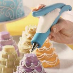 软瓷专利烘焙裱花器套装/裱花笔 创意礼品 送女生