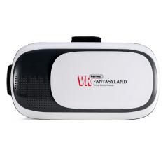 REMAX VR智能眼镜 虚拟现实3D头盔 科技感实用礼物
