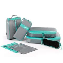 收纳专家(CHOOCI)轻薄旅行收纳七件套 系统收纳套装(CU0701)