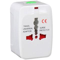 全球通用旅行插座轉換器 萬能插座 多功能轉換插頭 電商促銷小禮品定制