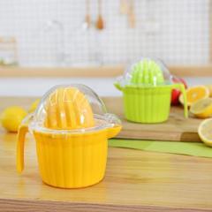 振兴迷你双头手动水果榨汁器--350ML(YH5026)