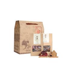 鲜味人知 原生态高原菌菇礼盒(2包装)