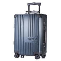 法国乐上(LEXON)静音万向轮拉杆箱20英寸旅行箱 时尚行李箱