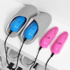 不可伸縮款除臭殺菌烘鞋器 干鞋器--藍色 秋冬季節 廣告禮品