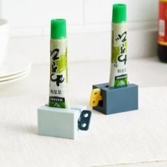 滾動式擠牙膏器 多功能擠壓器--淺藍色 活動小禮品