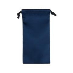 眼镜收纳丁布束口袋 简约设计 推广小礼品