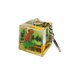 ins风小恐龙钥匙扣 时尚创意 活动小礼品