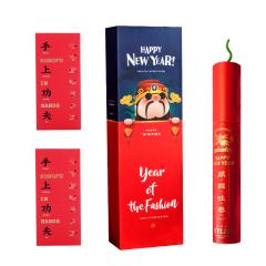 【唐人街礼包】潮级中国年 2020新春年礼 国潮风鼠年大礼包 潮流礼品定制
