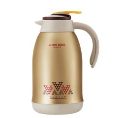 JOHN BOSS(英國) 維也納真空壺 保溫水壺熱水瓶 辦公咖啡壺多用壺 1800ml  獎品 實用