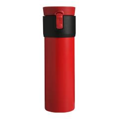 丹麦PO商务创意彩色保温杯 车载倒立泡茶杯随身水杯 高端赠品 年会最佳礼品