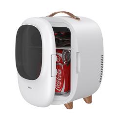 Baseus 零度空间迷你车载小冰箱8L车家两用小冰箱 车载礼品定制