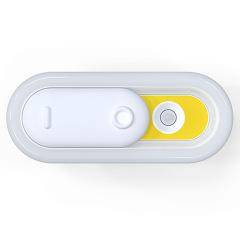 滑盖开关感应夜灯 人体感应小夜灯 LED床头夜灯 生活小礼品