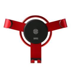 REMAX 方向盤式重力支架 三角固定自動調整車載支架 汽車贈品有哪些 汽車4s店禮品