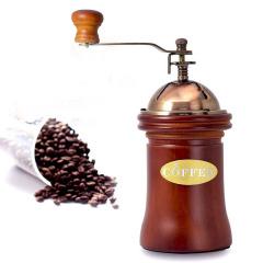 创意新款手摇邮筒咖啡机 手动咖啡机 文创性强的礼品有哪些