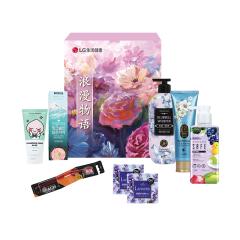 LG健康生活 浪漫物语韩国进口8件套 社团活动奖品买什么好