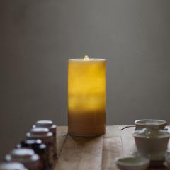 【水舞烛】创意喷泉蜡烛气氛灯 情怀氛围灯 烛灯加湿器 风水摆件 流水喷泉设计