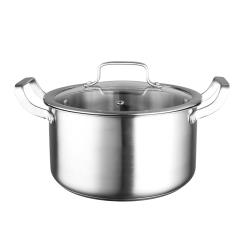 不锈钢汤锅24cm大容量煲汤省时节能 在线礼品定制