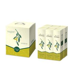【至尊礼箱】春节礼盒套装 特级初榨橄榄油*6 春节给员工送什么