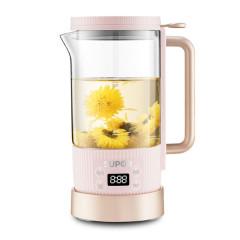 苏泊尔(SUPOR)小巧多功能养生壶 办公室煮茶壶养生杯0.6L 健康小礼品