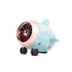 小飞机蓝牙音响 插卡无线便携超低音炮音响