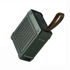 REMAX創意軍工10000毫安移動電源 戶外便攜小巧充電寶 戶外禮品 活動小獎品