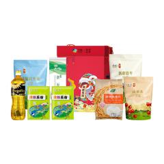 中糧·福星高照年貨大禮包B1 中糧雜糧干貨禮盒套裝 開業大吉送什么禮品