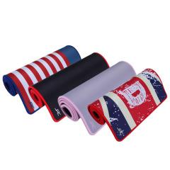 【橡膠鼠標墊】基本款鼠標墊定制(不彩印僅絲印) 淘寶店贈品 雙十一促銷禮品 電商贈品