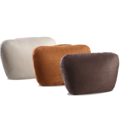 汽车头枕车载头枕车用护颈枕车内座椅靠枕可定制LOGO 汽车礼品