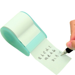 創意隨心便利貼 附膠帶座可撕便簽本  辦活動的小禮品