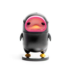 潛水鴨迷你香薰加濕器 辦公家用桌面USB靜音噴霧空氣加濕器 創意辦公禮品