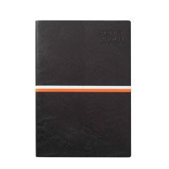 A5商务办公PU皮笔记本 简约可定制logo笔记本 商务广告笔记本定制