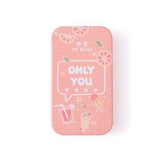【炫彩气味盒子】口袋迷你固体香膏 持久淡香男女士香水 展会小礼品