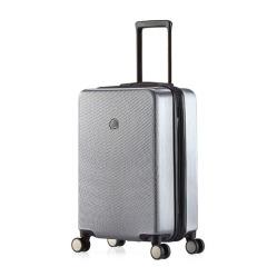 DELSEY法国大使 拉杆箱万向轮行李箱 男女旅行箱时尚密码箱  22寸