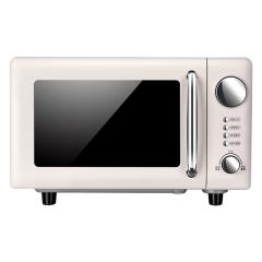 德国Grossag 复古轻奢微烤一体机 高颜值自动解冻微波炉 防干烧电烤箱 员工福利奖品