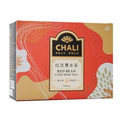【红豆薏米茶】chali 12包茶包礼盒 适合讲座赠送的小礼品
