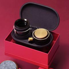 【风铃pro】飞形物便携茶具礼盒套装 公司周年庆礼品实用的