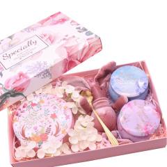 網紅少女心 創意花茶伴手禮盒 禮品送什么 婦女節送員工什么