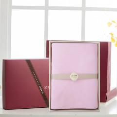 竹印象 宜家亲柔毯 竹纤维毯子礼盒装 适合当赠品的产品