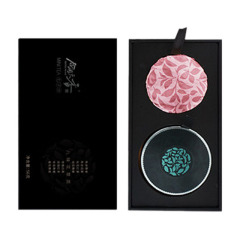 MINI八饼八味手冲玫瑰普洱茶 陈皮普洱茶叶礼盒装 鼓励员工的小礼品