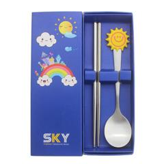 SKY天空大自然筷勺礼盒套装 员工福利品定制