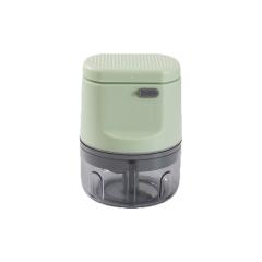 家用厨房蒜泥机充电小型电动绞肉机230ml 公司活动个性奖品