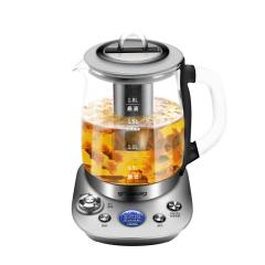 德国Grossag 微电脑控制养生壶 十种烹饪功能电水壶 实用家居礼品