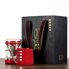 掛耳式休閑咖啡壺 不銹鋼手沖壺套裝 方便實用類的禮品