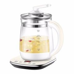苏泊尔(SUPOR)加厚玻璃电热水壶多功能花茶壶 活动礼品定制