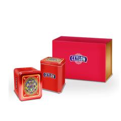 【迎辉礼盒】春节礼盒套装 彩弈经典小叶+红茶彩弈精品上茶 春节给员工送什么