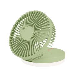 2020新品风扇创意家用迷你便携式手持电风扇usb充电化妆镜小风扇     夏天礼品